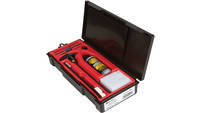Kleen-Bore Cleaning Kits Handgun w/Steel Rods Clea